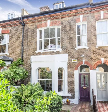 Thumbnail Terraced house to rent in Milton Road, Herne Hill, London