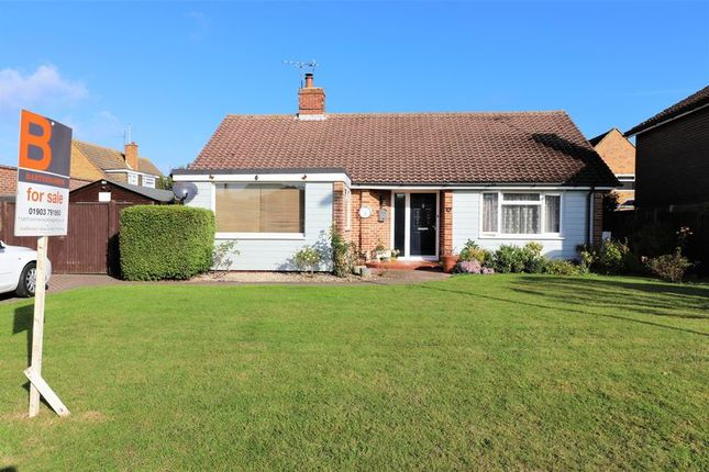 Detached bungalow for sale in Old Worthing Road, East Preston, Littlehampton
