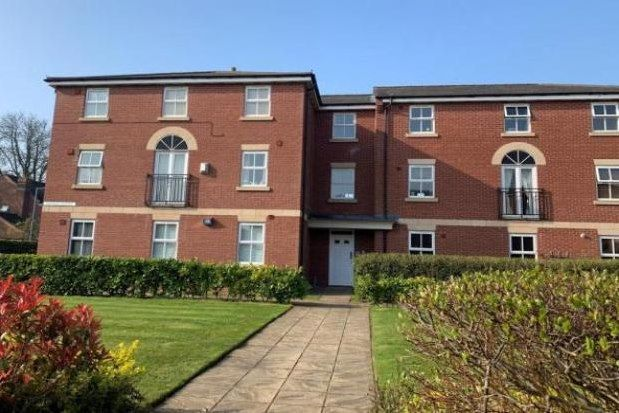 Thumbnail 2 bed flat to rent in Kestrel Court, Burntwood