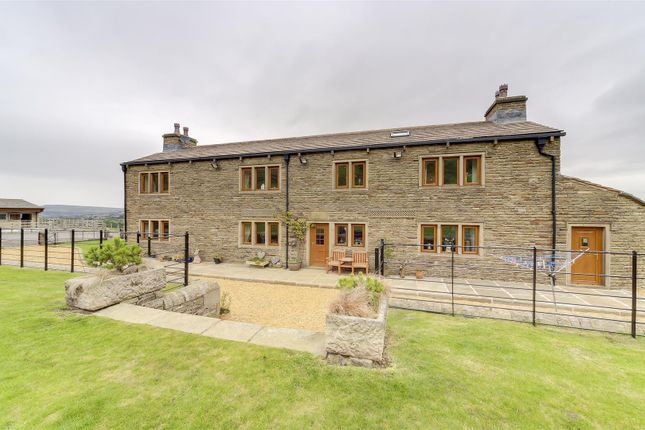 Thumbnail Semi-detached house for sale in Sheephouse Farm, Bacup, Rossendale