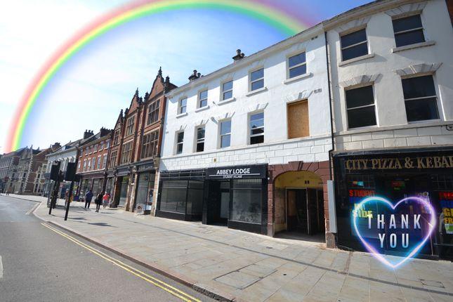 Studio to rent in Students 2020/2021 - Studio 12, Wardwick, Derby