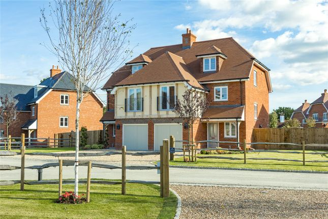 Thumbnail Semi-detached house for sale in Godstone Road, Lingfield, Surrey