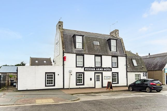 Thumbnail Hotel/guest house for sale in Pitfour Arms Hotel, The Square, Mintlaw, Peterhead