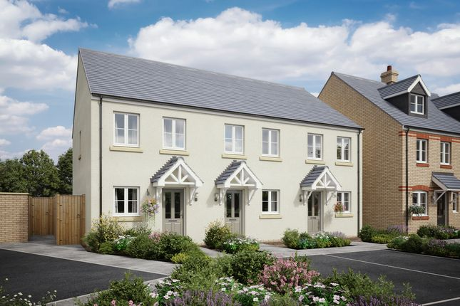 Thumbnail End terrace house for sale in Barbican Walk, Barnstaple