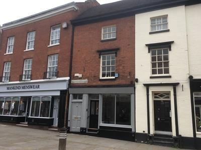Thumbnail Retail premises to let in 28 Tamworth Street, Lichfield, Staffs