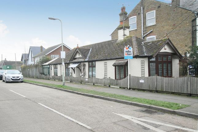 Thumbnail Detached bungalow for sale in Florence Avenue, Seasalter, Whitstable