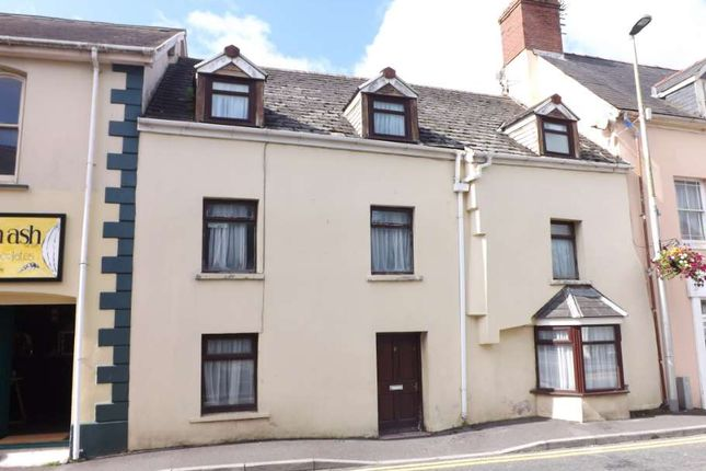 Thumbnail Terraced house for sale in Causeway Street, Carmarthenshire