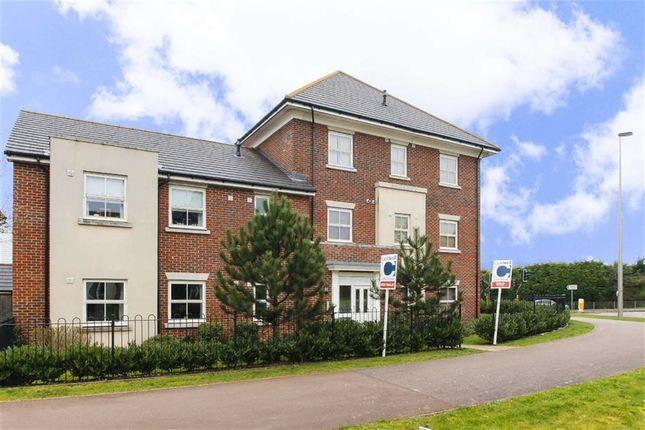 2 bed flat for sale in Rowditch Furlong, Redhouse Park, Milton Keynes, Bucks