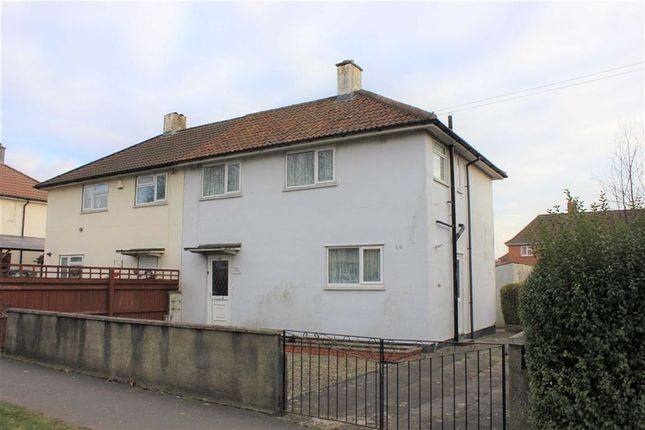Thumbnail Semi-detached house for sale in Greystoke Avenue, Southmead, Bristol
