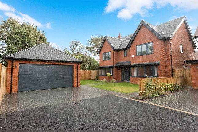 Thumbnail Detached house for sale in The Pinewoods, Victoria Road, Liverpool