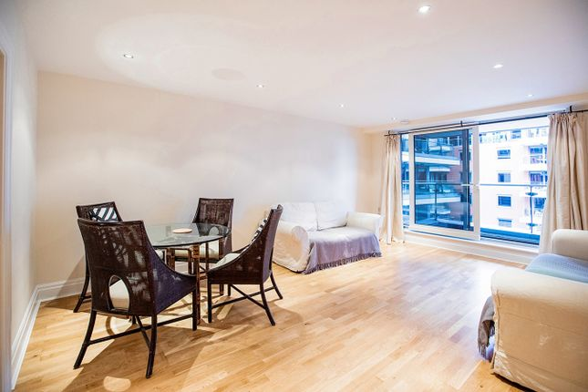 Thumbnail Flat for sale in Aspect Court, Imperial Wharf, Fulham