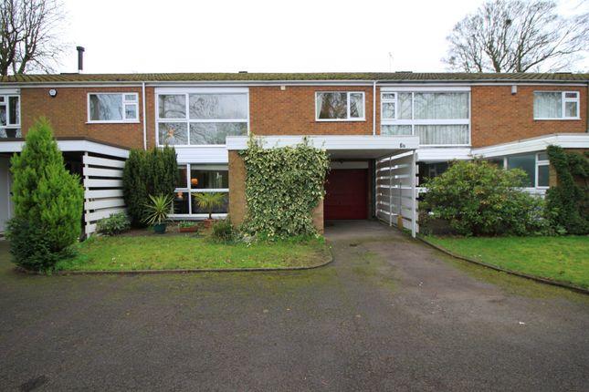 Thumbnail Terraced house for sale in Augustus Road, Edgbaston