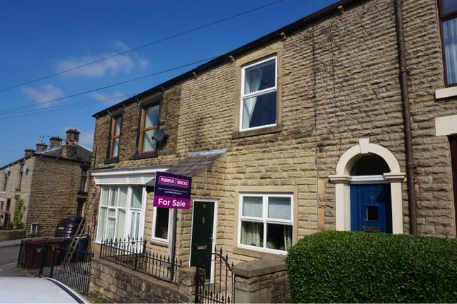 Thumbnail Terraced house for sale in Stanyforth Street, Glossop