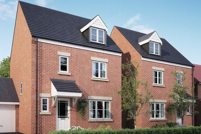 Thumbnail Detached house for sale in Enfield Mews, Providence Drive, Guisborough