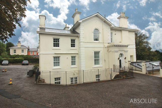 Thumbnail Flat to rent in Babbacombe Road, Torquay, Devon