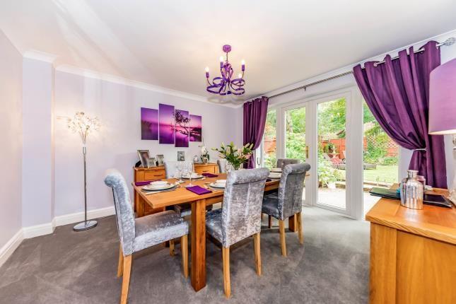 Dining Room of Farnborough, Hampshire, . GU14