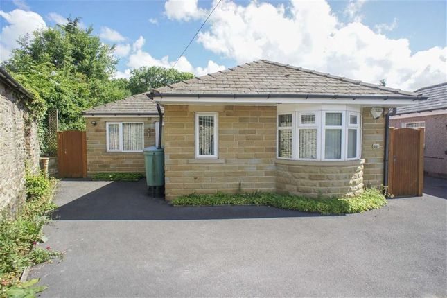 Thumbnail Detached bungalow for sale in Bradford Road, Keighley, West Yorkshire