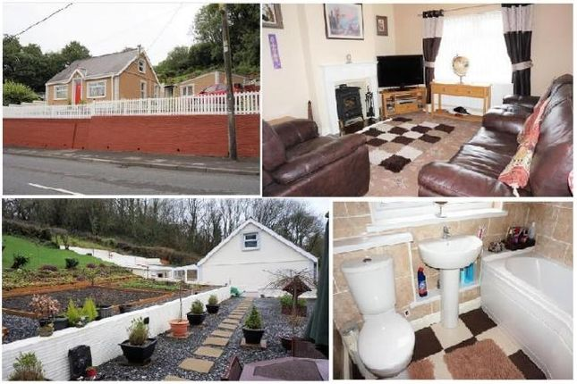 Thumbnail Detached bungalow for sale in Heol Capel Ifan, Llanelli