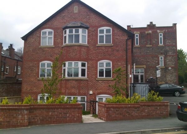 Thumbnail Flat for sale in Devonshire Place, Prestwich, Manchester