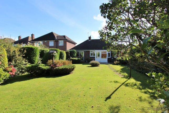 Thumbnail Bungalow for sale in Drummond Drive, Nuthall, Nottingham