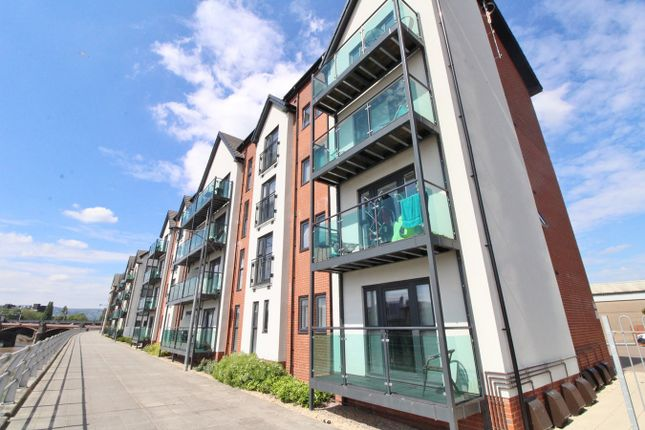 Thumbnail Flat for sale in Edwardian Mews, Newport