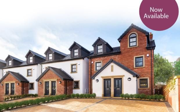 Thumbnail Semi-detached house for sale in King George Gardens, Warwick Bridge, Carlisle