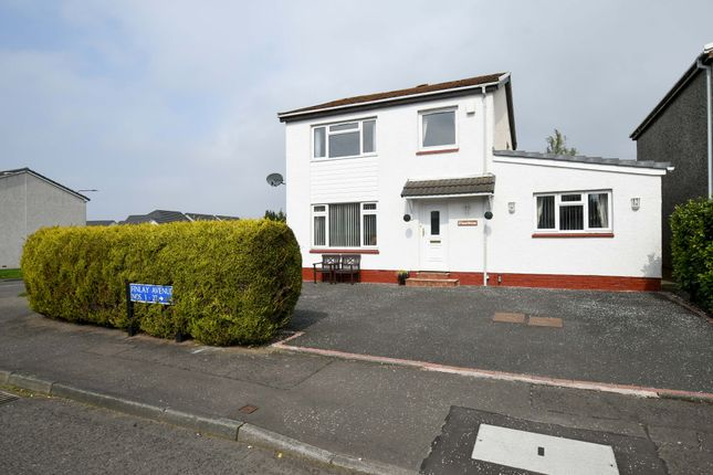 Thumbnail 4 bed detached house for sale in 1 Finlay Avenue West Lothian, Livingston