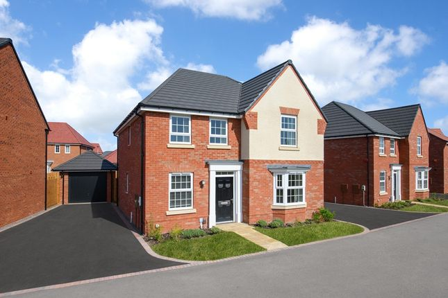 """Thumbnail Detached house for sale in """"Holden"""" at Kingston Way, Market Harborough"""