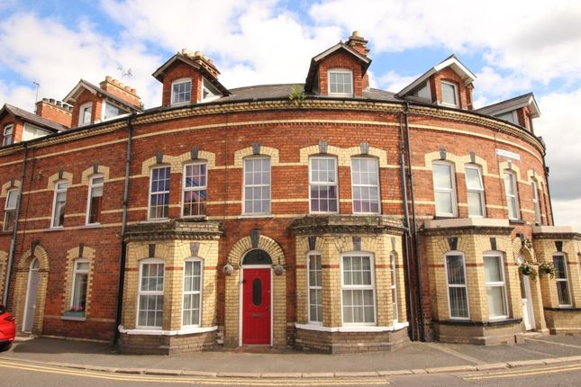 Thumbnail Terraced house for sale in Victoria Crescent, Lisburn