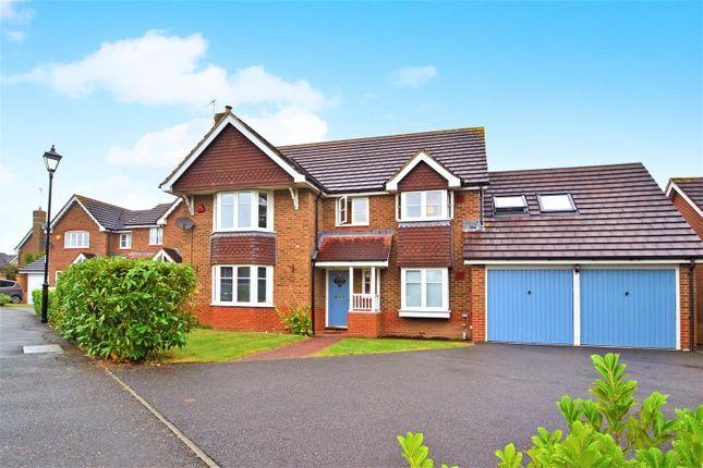 Thumbnail Detached house to rent in Chanctonbury, Ashington