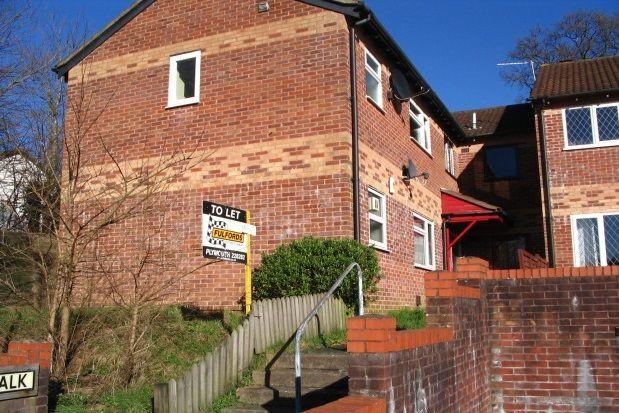 Thumbnail Studio to rent in Honiton Walk, Plymouth