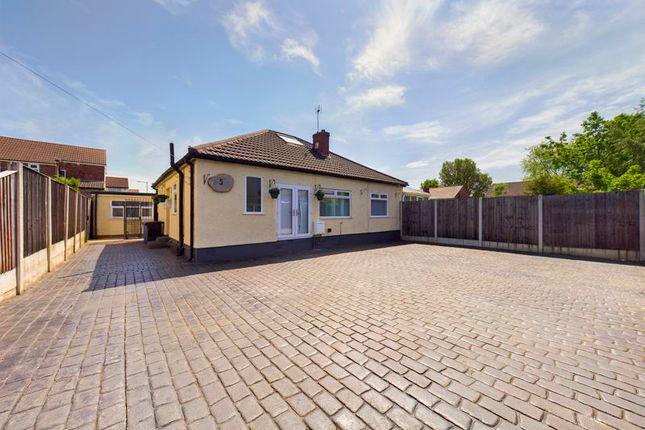 Thumbnail Detached bungalow for sale in Scholfield Avenue, Urmston, Trafford