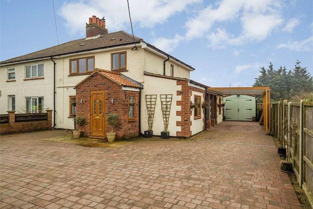Thumbnail Semi-detached house for sale in Fakenham Road, Briston, Melton Constable, Norfolk