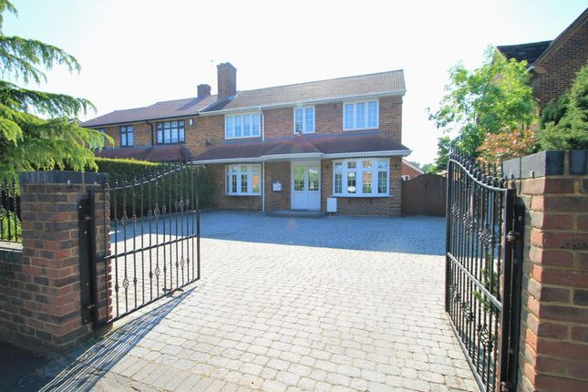 Thumbnail Semi-detached house for sale in Humber Avenue, South Ockendon