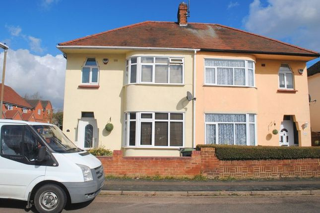 Thumbnail Semi-detached house for sale in Lime Street, Rushden