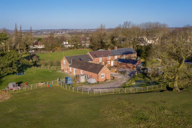 Thumbnail Barn conversion for sale in Barns 1 And 2, Carnfield Wood Farm, Alfreton Road, Alfreton, Derbyshire