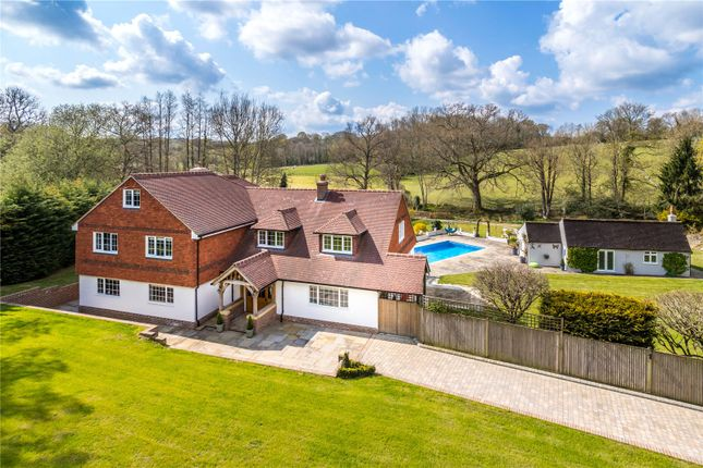 Thumbnail Detached house for sale in Tidebrook, Wadhurst, East Sussex
