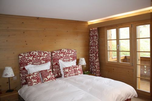 Image of Rougemont Near Gstaad, Vaud, Switzerland