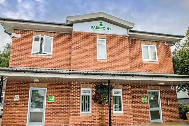 Serviced office to let in Premier Way, Romsey