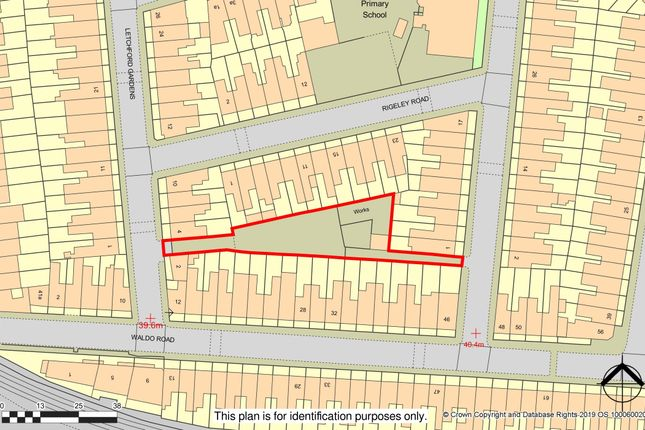 Land for sale in Land At Rigeley Mews, Kensal Green, London NW10