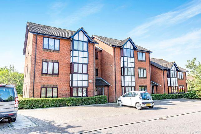 Flat to rent in Tenterden Crescent, Kents Hill, Milton Keynes