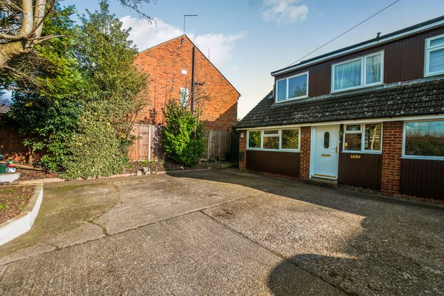 3 bed semi-detached house for sale in Lent Rise Road, Burnham, Slough