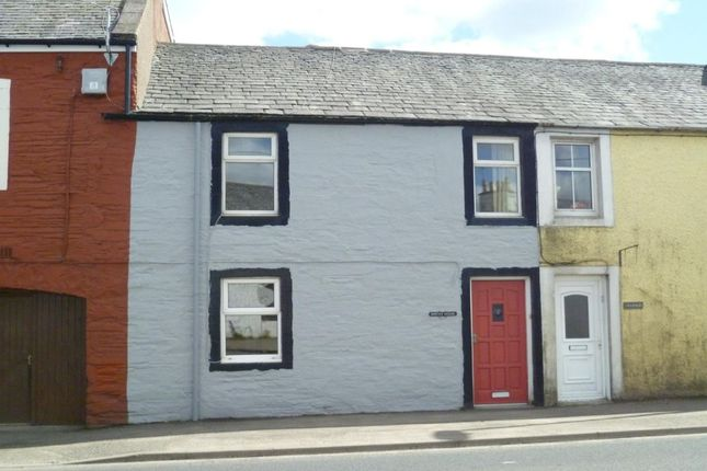 Thumbnail Terraced house to rent in Crocketford, Dumfries