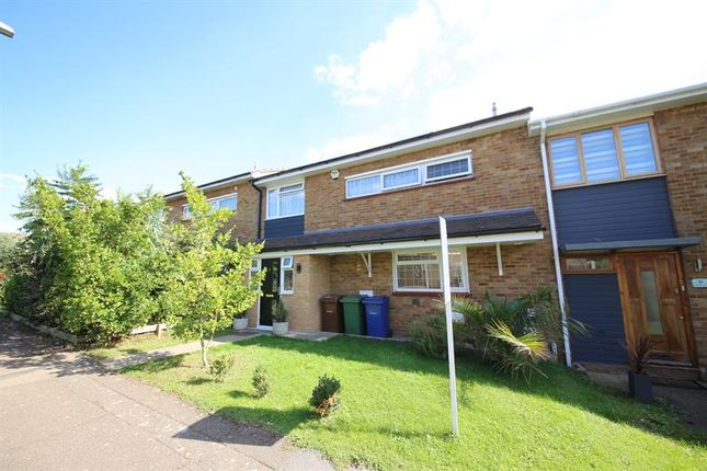 Thumbnail Terraced house for sale in Aldrin Close, Corringham, Stanford-Le-Hope