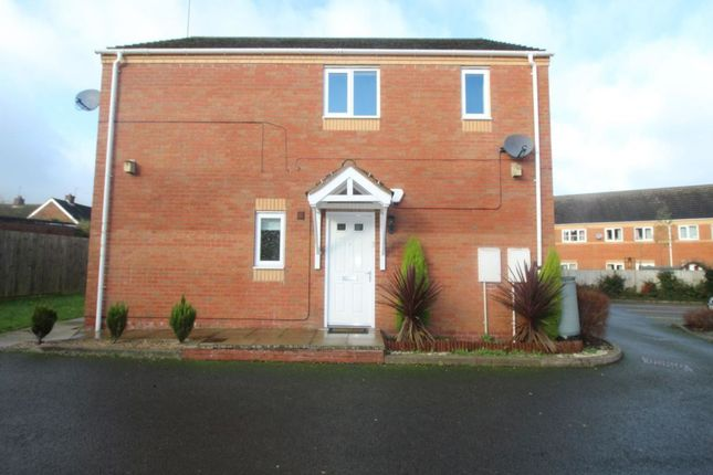 Thumbnail Flat to rent in Barrington Road, Rubery, Rednal, Birmingham
