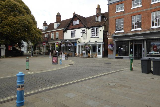 Thumbnail Restaurant/cafe to let in Great Minster Street/The Square, Winchester