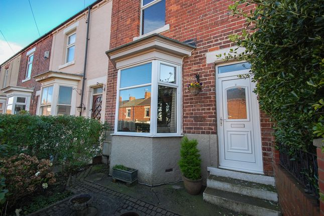 Thumbnail Terraced house for sale in Montrose Street, Saltburn-By-The-Sea
