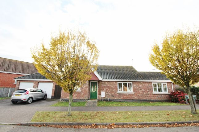 Thumbnail Detached bungalow for sale in Cherry Tree Avenue, Martham