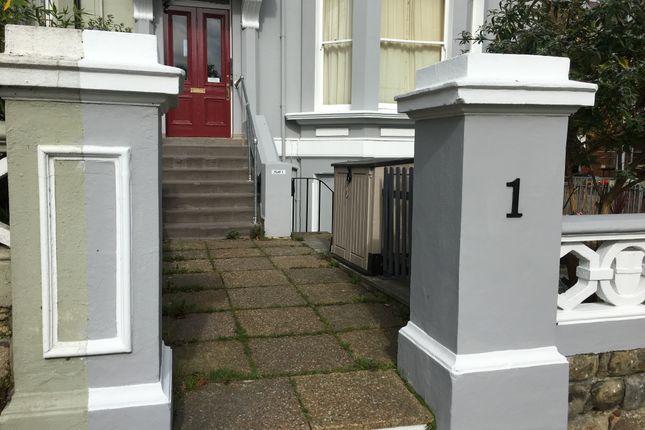 Thumbnail Flat for sale in 1 Anglesea Terrace, St Leonards On Sea