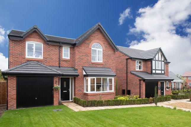 Thumbnail Detached house for sale in Scotchbarn Lane, Whiston